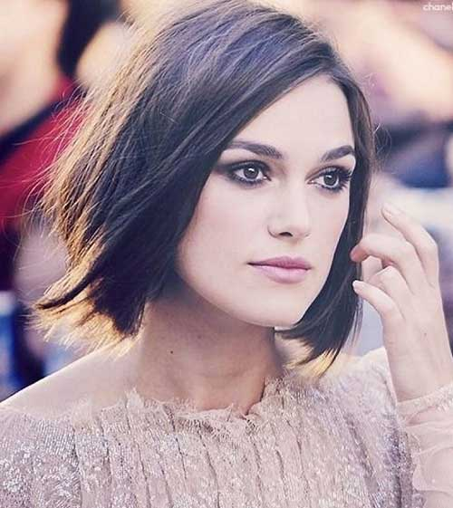 Trendy Thin Bob Hairstyles