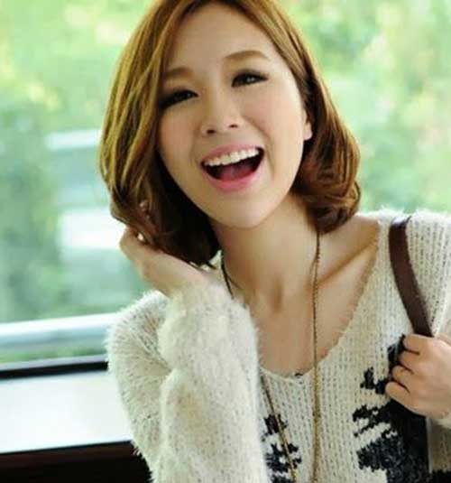 Trendy Chinese Bob Cut Images