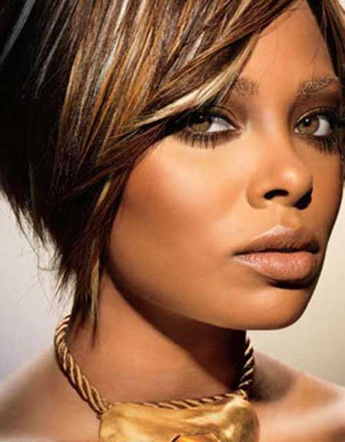 Bob Hairstyles for Black Women-10