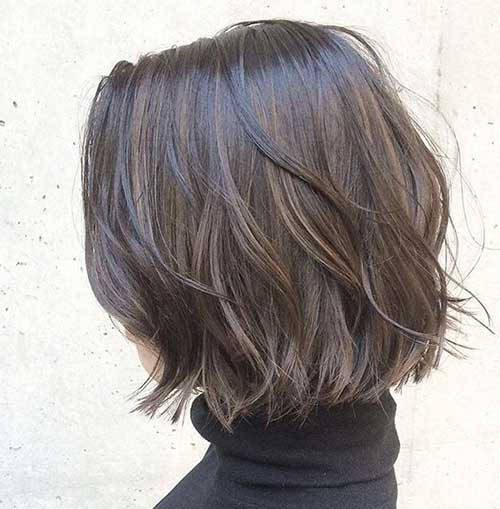 Latest Bob Haircuts For Wavy Hair Bob Hairstyles 2018
