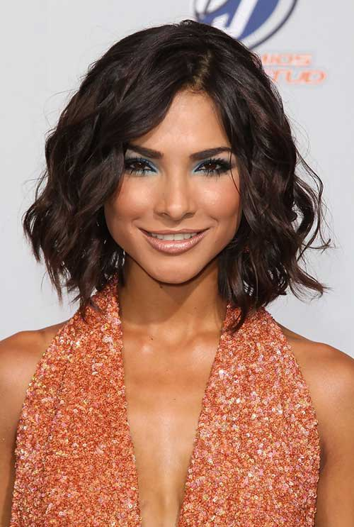 Bob Cuts for Wavy Hair