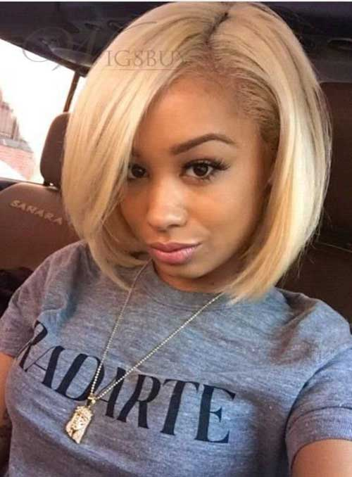Groovy 20 Bob Hairstyles For Black Women Bob Hairstyles 2015 Short Hairstyle Inspiration Daily Dogsangcom
