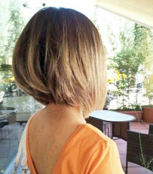 Bobbed Hairstyles for Fine Hair