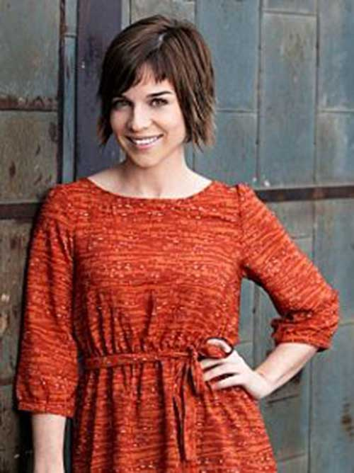 10 Good Choppy Bob With Bangs Bob Hairstyles 2017