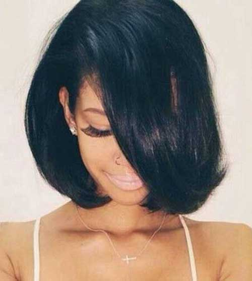 Cute Bobs Cuts for Black Women