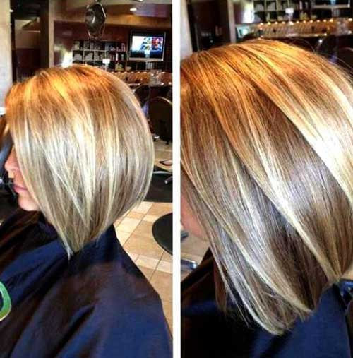 Admirable 15 Highlighted Bob Haircuts Bob Hairstyles 2015 Short Short Hairstyles For Black Women Fulllsitofus