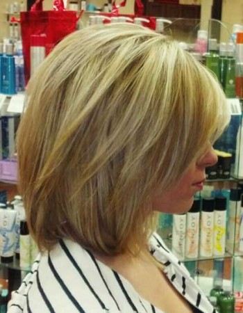 Best Layered Long Bob