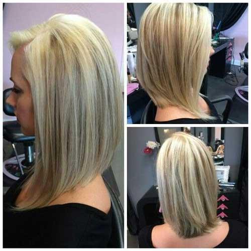 Astonishing 15 New Layered Long Bob Hairstyles Bob Hairstyles 2015 Short Hairstyles For Men Maxibearus