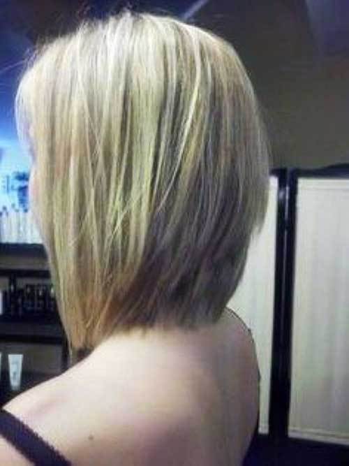 Surprising 10 Best Stacked Bob Fine Hair Bob Hairstyles 2015 Short Hairstyle Inspiration Daily Dogsangcom