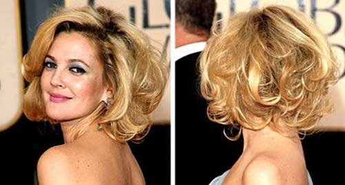 Remarkable 20 Curled Bob Hairstyles Bob Hairstyles 2015 Short Hairstyles Short Hairstyles Gunalazisus