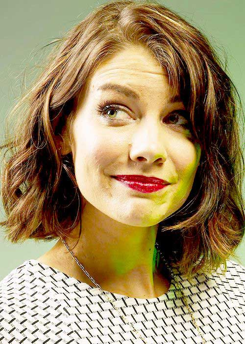 Wavy Cool Bob Haircut Ideas