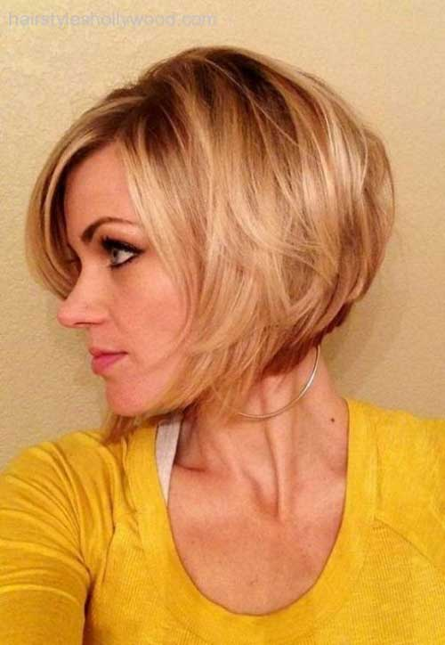 Inverted Bob Hairstyle-10