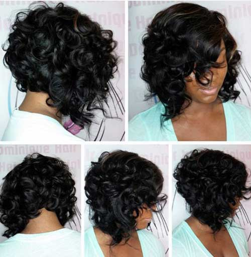 Curly Hair Bob-12