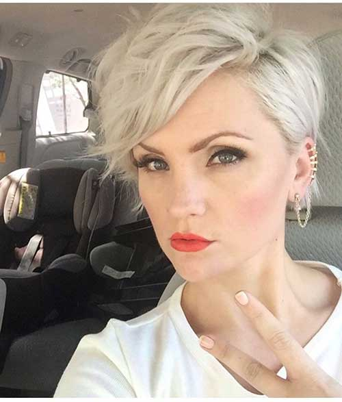 Pixie Bob Haircut Ideas | Bob Hairstyles 2018 - Short Hairstyles for Women