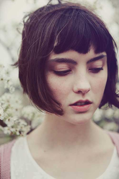 Bob Haircuts for Girls-14