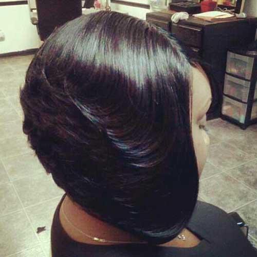 Best 2015 Bob Haircuts on Black Women