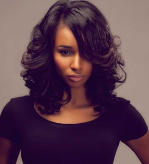 20 long bob hairstyles for black women bob hairstyles