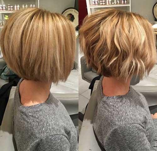 Short Bob Hairstyles 2016-7