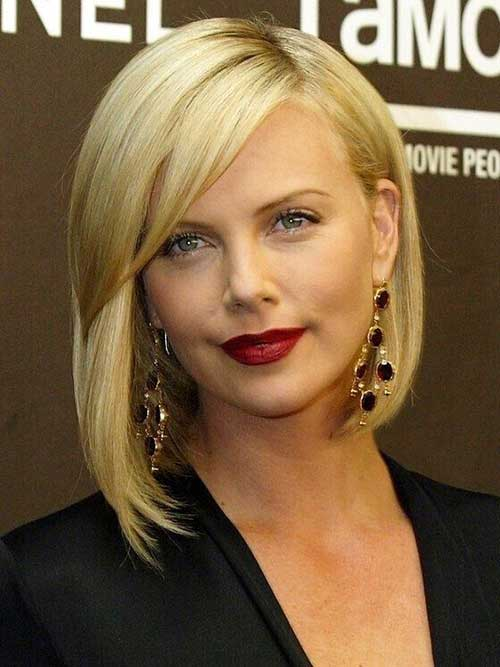 Asymmetrical Popular Bob Haircuts