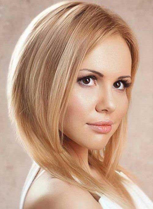 Astounding New Medium Bob Hairstyles For Fine Hair Bob Hairstyles 2015 Short Hairstyles Gunalazisus
