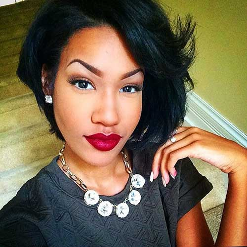 Bob hairstyles for black women bob hairstyles for black women chic