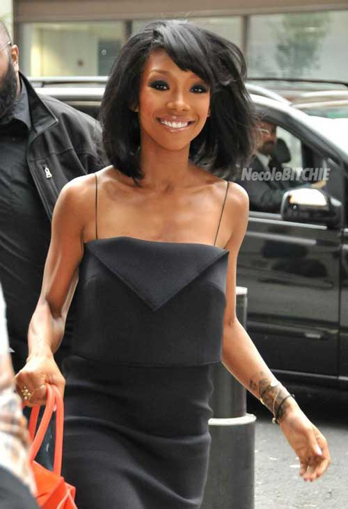 Black Women Hairstyles Straight Bob