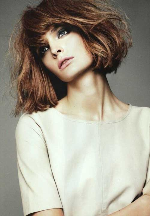 15 Bob Haircuts For Thick Wavy Hair
