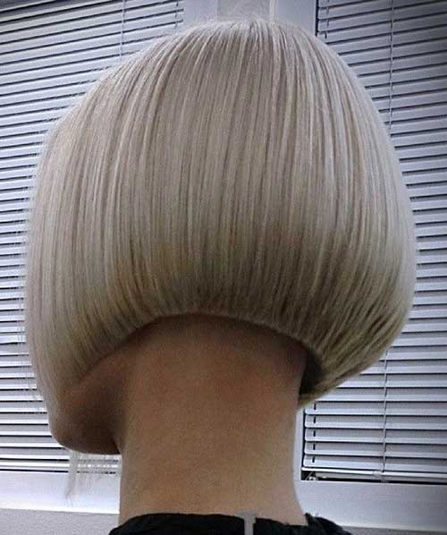 15 Cool Shaved Nape Bob Haircuts | Bob Hairstyles 2015 - Short ...