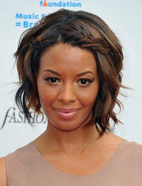 Braided Bob Hairstyles for Black Women