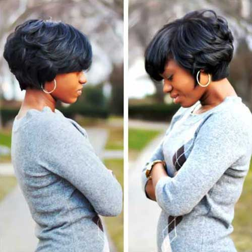Chic Bob for Black Women 2015