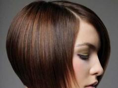 Layered Chinese Bob Hairstyles