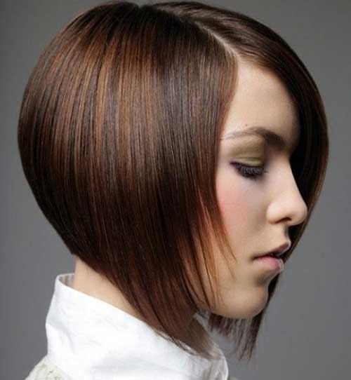 Layered Chinese Bob Hairstyles