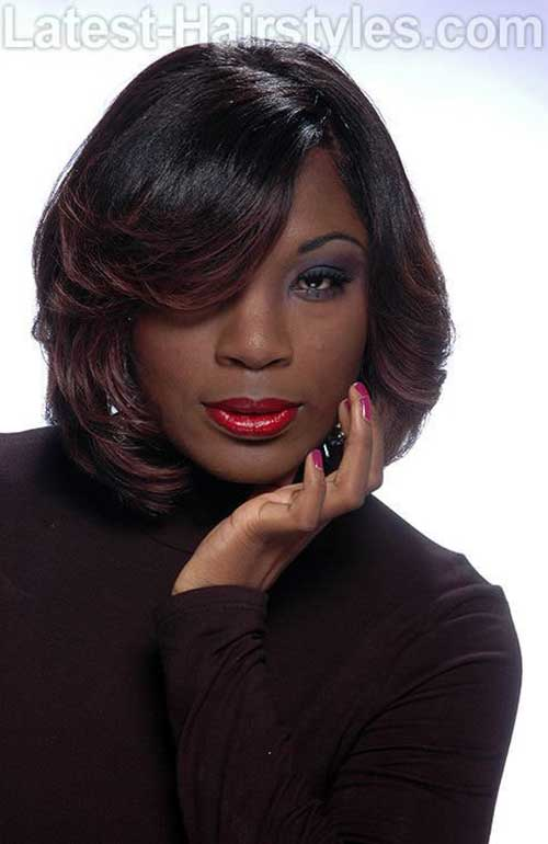 Remarkable Black Women With Bob Hairstyles Bob Hairstyles 2015 Short Short Hairstyles Gunalazisus