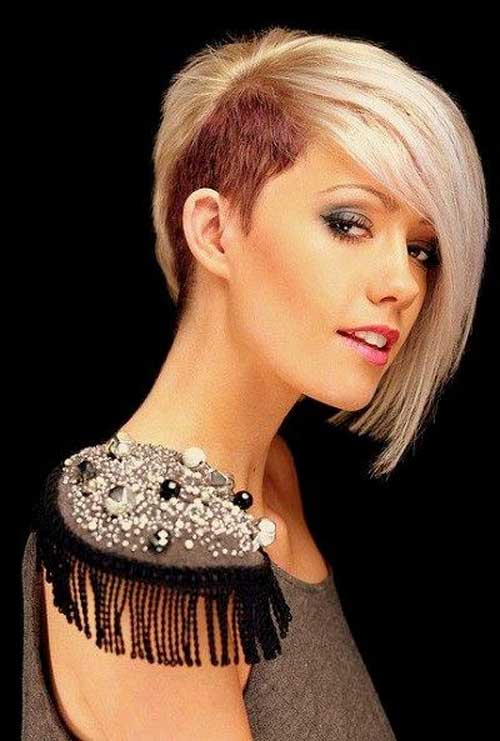 10 Unique Half Bob Hairstyles Bob Hairstyles 2018 Short