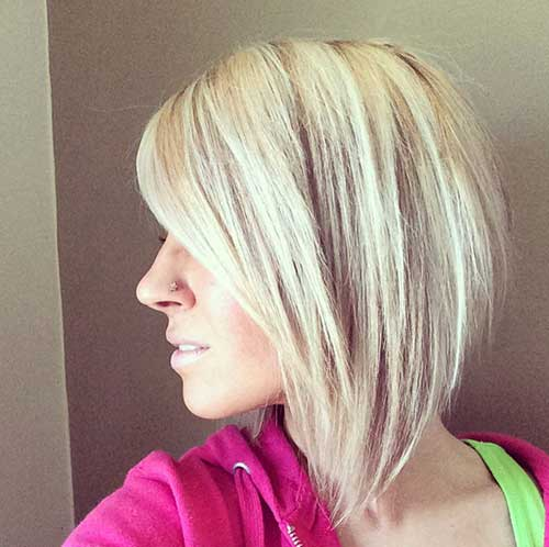 Super 15 Super Inverted Bob For Thick Hair Bob Hairstyles 2015 Short Hairstyle Inspiration Daily Dogsangcom