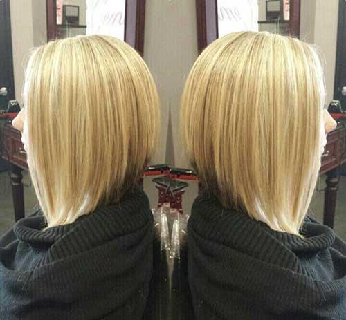 Long Blonde Bob 2014