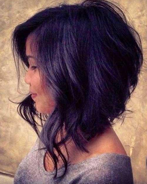 Magnificent Medium Bob Haircuts 2014 2015 Bob Hairstyles 2015 Short Short Hairstyles For Black Women Fulllsitofus