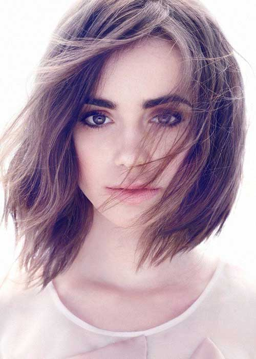 how to get a messy bob