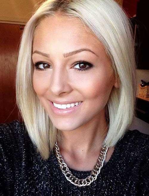 Nice Blonde Bob Hairstyles 2015