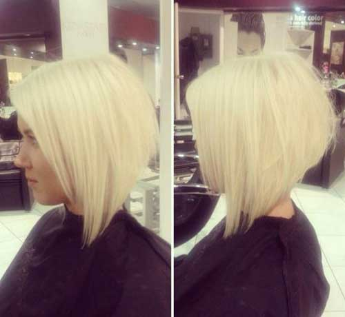 Platinum Blonde Bob 2014-2015