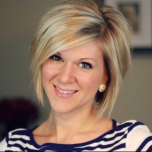 Popular Layered Casual Bob Haircuts