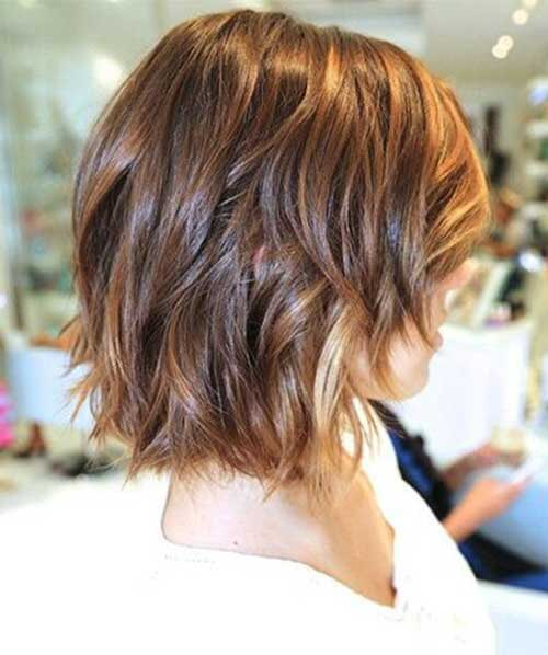 Admirable 20 Best Short Wavy Bob Hairstyles Bob Hairstyles 2015 Short Hairstyles For Women Draintrainus