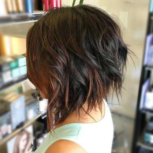 Short Choppy Bob Hairstyles