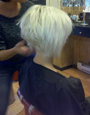 Best Short Graduated Bob