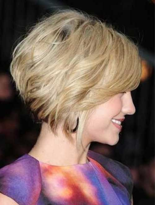 Stacked Bob Hairstyles For Women Over 40