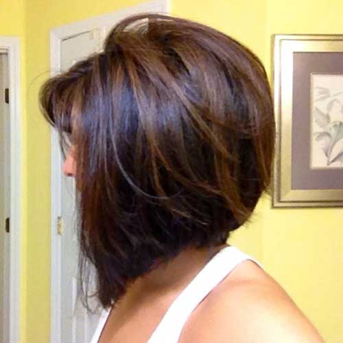 Thick Bob Hairstyles for Prom