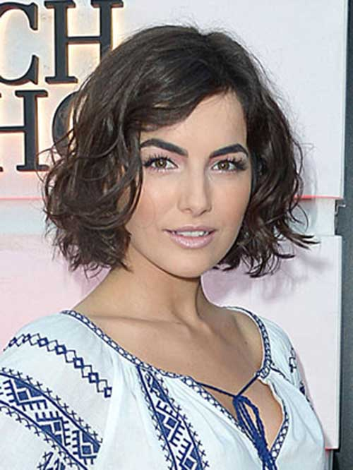 Wavy Bob Hairstyles for Wedding