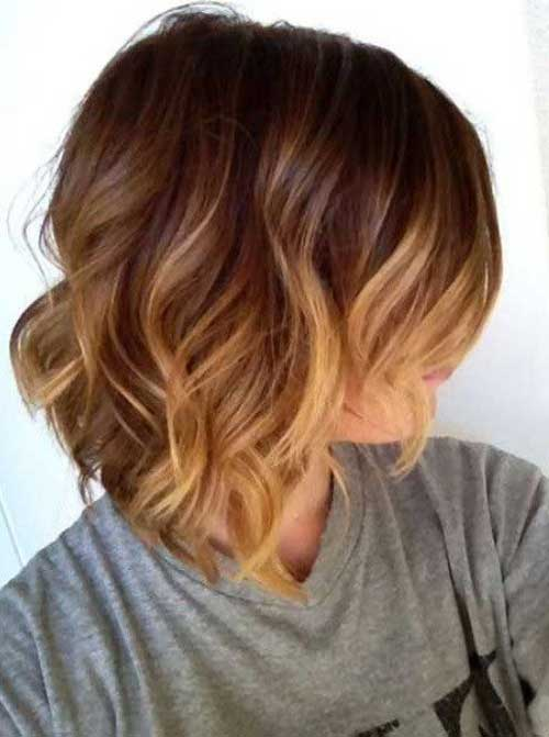 15 Best Bob Hairstyles For Wavy Hair Bob Hairstyles 2018