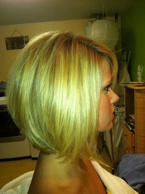 Wedding Hair Short Straight Bob