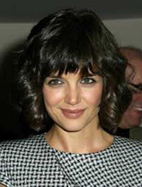Katie Holmes Bob Cut-12